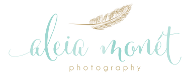 Aleia Monet Photography South Jersey Photographer logo